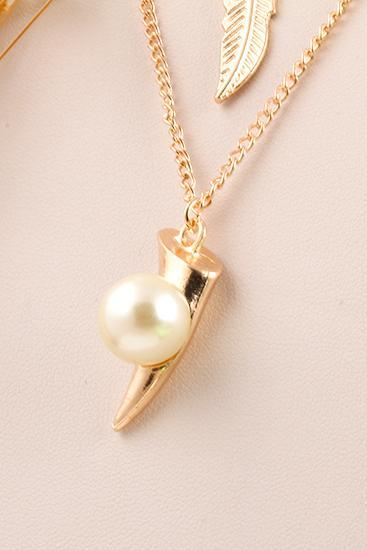women fashion necklace DIY simple necklace 31H10